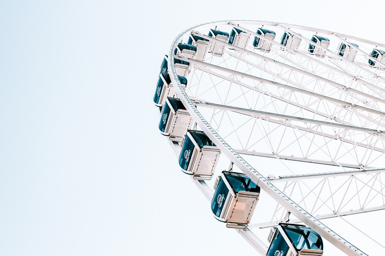 Ferris Wheel - Fun Things To Do With Kids In Seattle