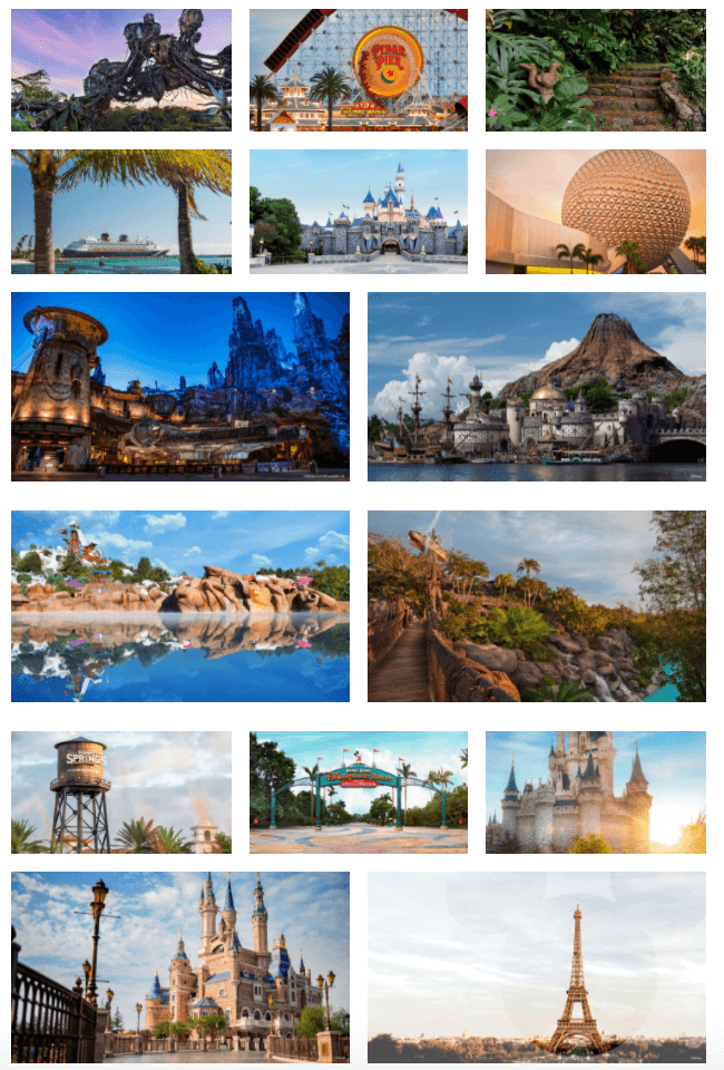 Zoom from Disney with these FREE downloadable Disney backgrounds!