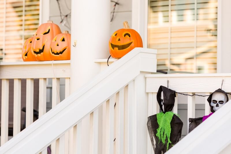 Halloween Safety for Your Home and Family