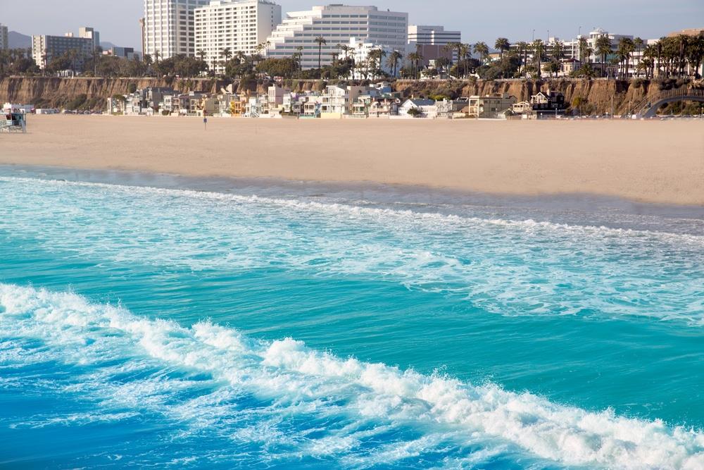 Santa Monica Beach - Things to Do in Santa Monica With Kids